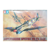 Spitfire Supermarine Mk Vb Tropical 1:48 - Tamiya