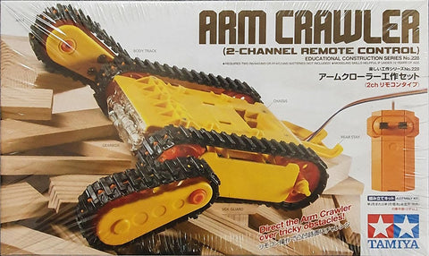 Arm Crawler 2-Channel Remote Control - Tamiya