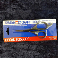 Decal Scissors, Tamiya