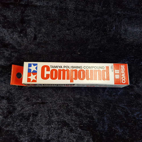 Polishing Compound, Coarse - Tamiya