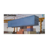 Container 40ft 1:35 scale - Trumpeter