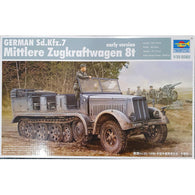 SdKfz7 Mittlere Zugkraftwagen 8t early version 1:35 scale - Trumpeter