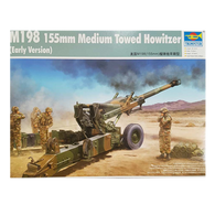 M198 Howitzer (early version) 1:35 scale - Trumpeter