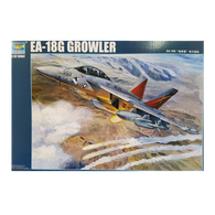 EA-18G Growler 1:32 scale - Trumpeter