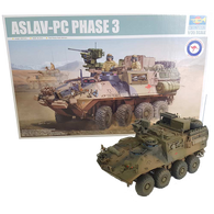 ASLAV PC Phase 3 1:35 scale - Trumpeter