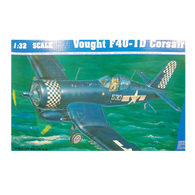 Vought F4U-1D Corsair 1:32 - Trumpeter