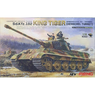 Sd.Kfz.182 King Tiger (Henchel) 1:35 - Meng