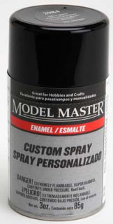 SILVER GLITTER Enamel SPRAY PAINT 85gm