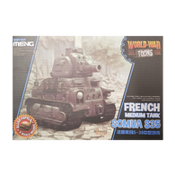 WWToons Medium Tank Somua S35 French - Meng