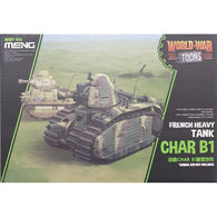 WWToons French Heavy Char B1 - Meng