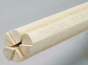 Balsa Leading Edge