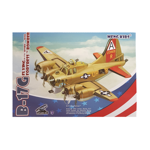 B-17G Flying Fortess Bomber (for kids) - Meng Kids