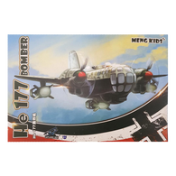 He 177 Bomber (for kids) - Meng Kids