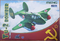 Tu-2 Bomber (for kids) - Meng Kids