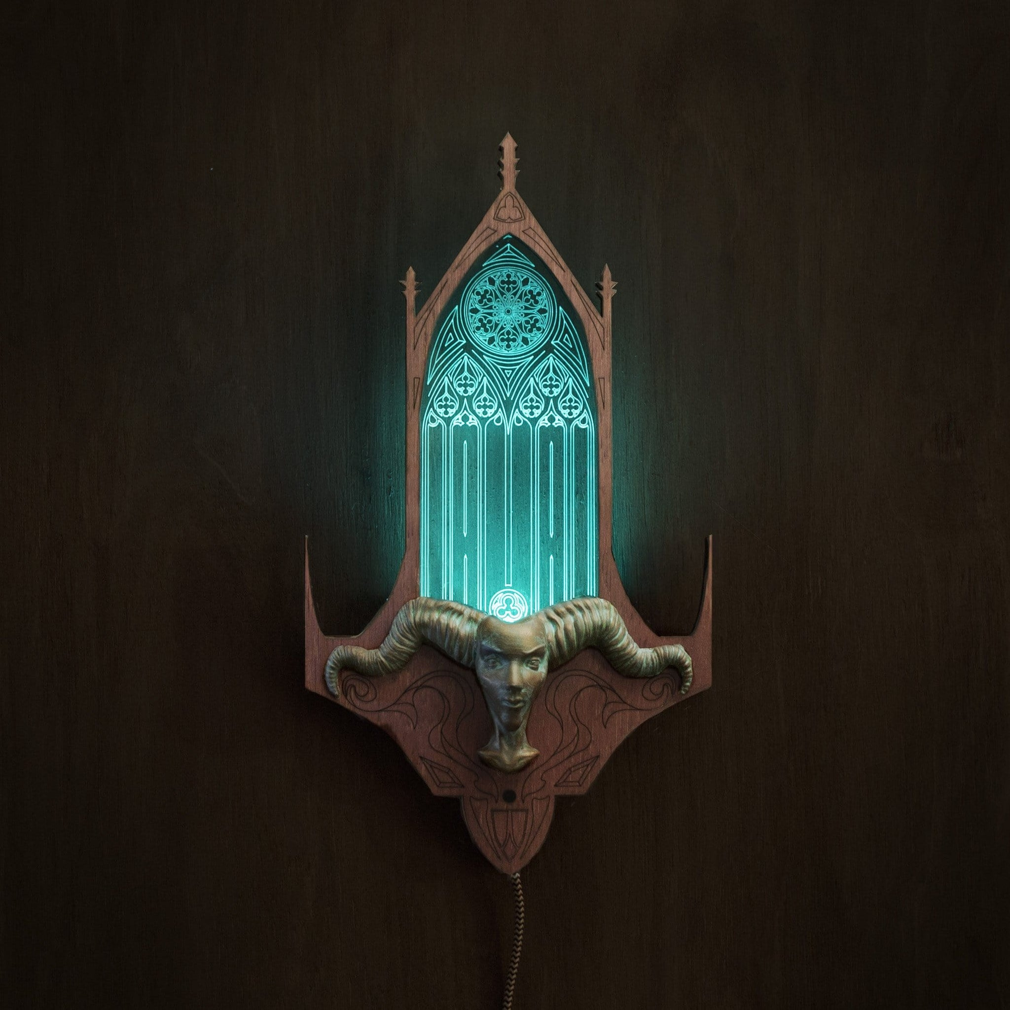 Azurith Wall Lamp