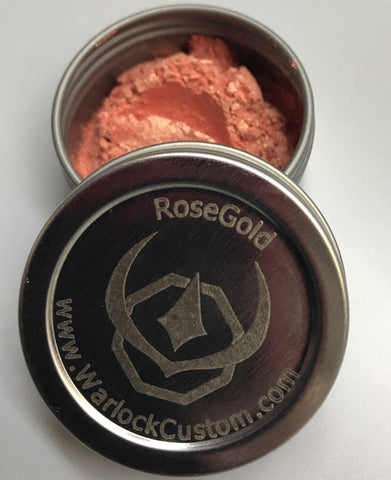Pygmy Pigments - Rose Gold Color Shift