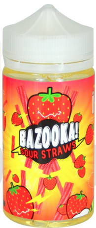 BAZOOKA SOUR STRAWS ELIQUID