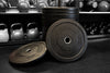 Diamond Pro Bumper Plates: Econo Black Rubber