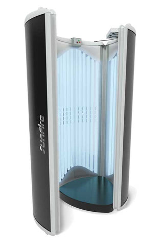 Wolff SunFire Pro Platinum 48X Commercial Tanning Booth - 220v