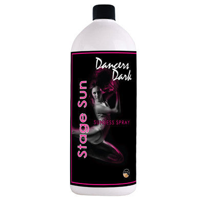 Mediterranean Tan Dancers Dark Stage Sun 8 HOUR Dark Level 2 - GBS