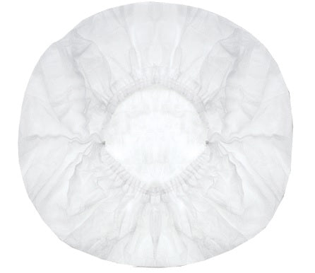 Disposable Hair Cap (Cloth) 100 CT