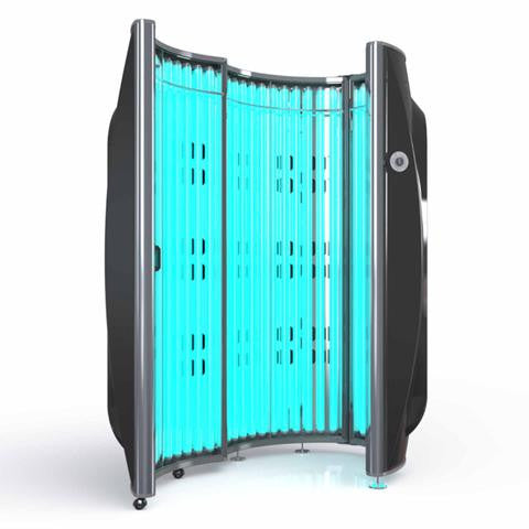 ESB Galaxy 30 Tanning Booth - 110v (Free Shipping)