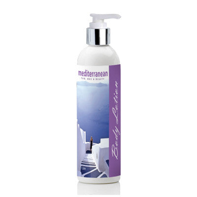 Mediterranean Tan Body Lotion - With Luminescence 250 ml