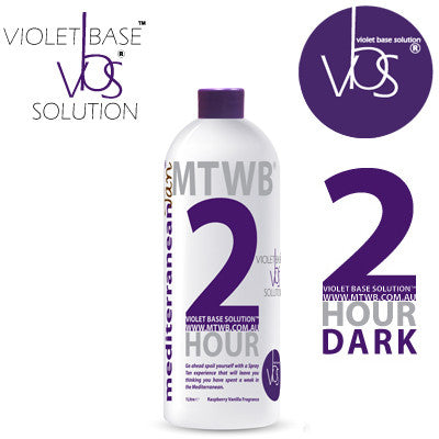 Mediterranean Tan 2 HOUR Dark - VBS