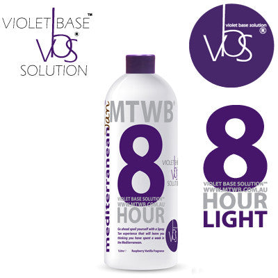 Mediterranean Tan 8 HOUR Light - VBS