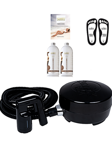 SunFX Mobile System Package Spray Tanning Machine