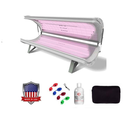 SunFire 24 Basic Home Tanning Bed