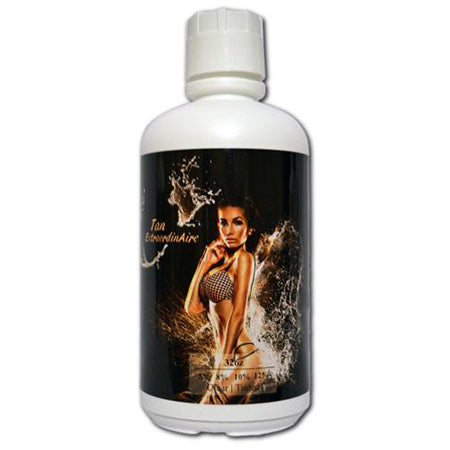 Tan ExtraordinAire Spray Tan Solution (Botanical 99.9% Natural Blend) - Tampa Bay Tan
