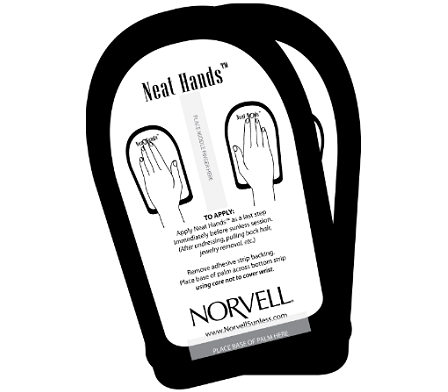 Norvell Neat Hands 25 per package - 2 Pack