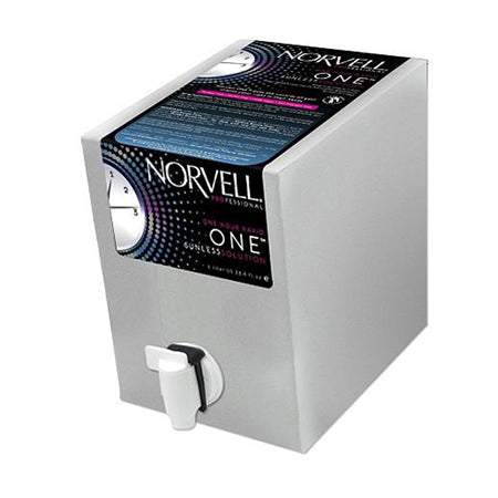 Norvell One Hour Rapid ONE Sunless Solution Gal Box