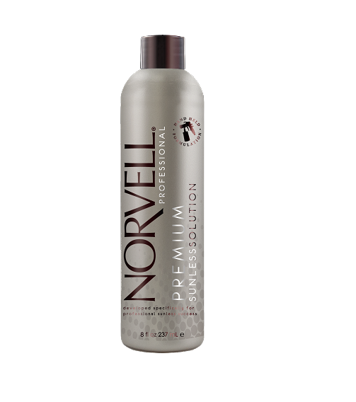 Norvell Dark Bronzing' 8 oz Solution (120 Day Shelf Life)