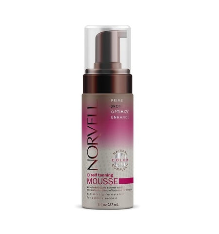 Norvell Bronze Self-Tanning Mousse 8 oz