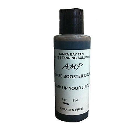 AMP Solution Booster Drops (Boost DHA in any blend) - Tampa Bay Tan