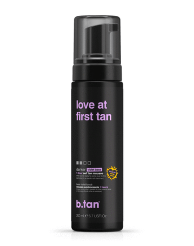 B.Tan Love At First Tan Mousse