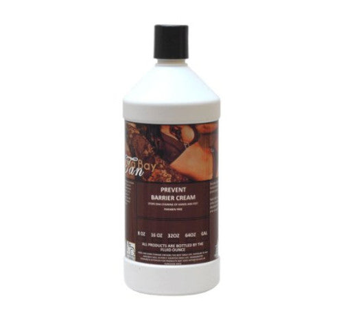 Spray Tanning Barrier Cream - Tampa Bay Tan