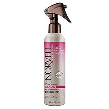 Norvell Prime Pre-Sunless pH xLaTan 8 oz Spray