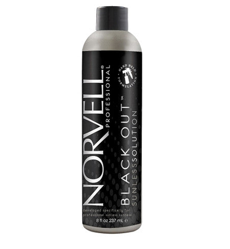Norvell Competition Black Out Sunless Solution 8 oz