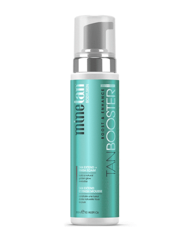MineTan Tan Booster Foam