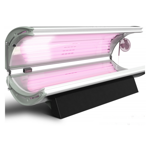 Wolff SunFire 24 Deluxe Home Tanning Bed (SL24R) - 110v