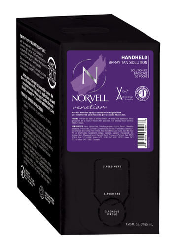 Norvell Venetian Sunless Solution Gal Box