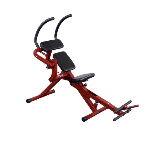 Best Fitness BFAB20R Semi-Recumbent Ab Bench