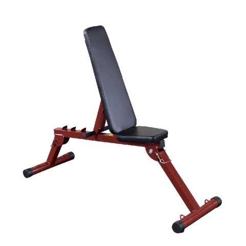 Best Fitness BFFID10R Folding Bench