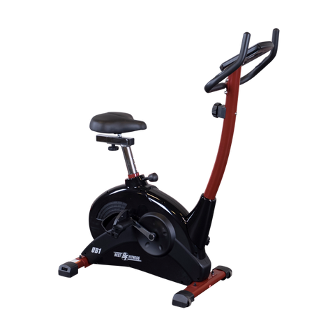 Best Fitness BFUB1R Upright Bike