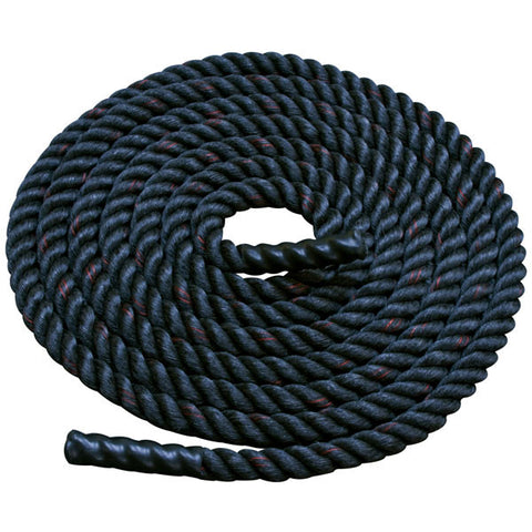 Body Solid Fitness Training Ropes 1.5in Diameter 30ft Length