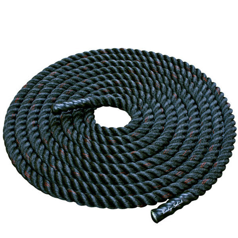 Body Solid Fitness Training Ropes 2in Diameter 50ft Length