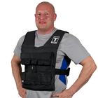 Body Solid Tools BSTWV20 Weighted Vest 20lb